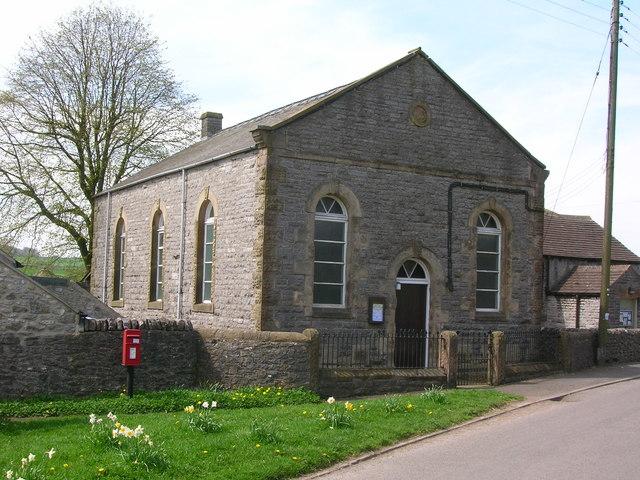 Flagg Methodist Chapel