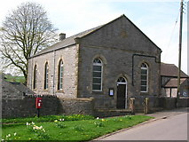 SK1368 : Flagg Methodist Chapel by John Darch