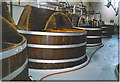 NJ6243 : Glendronach Distillery, Mash Tuns. by Colin Smith