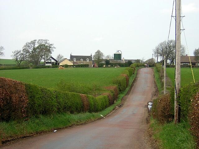 Crofthead Farm Near Stonehouse