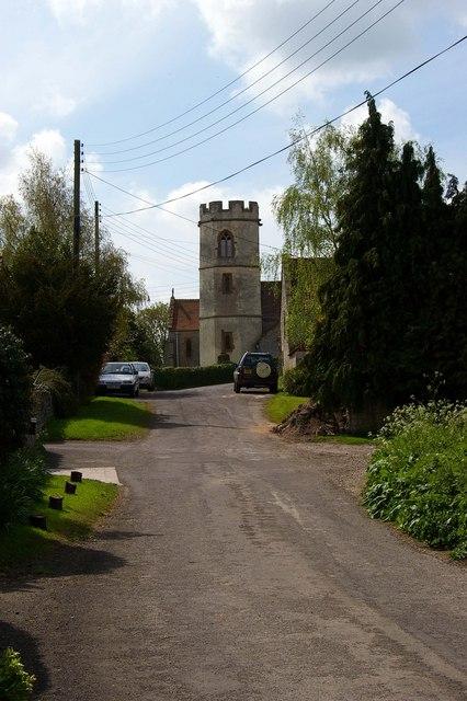 Church Street  Barton St David