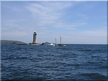 SX4650 : Plymouth Breakwater by David Stowell