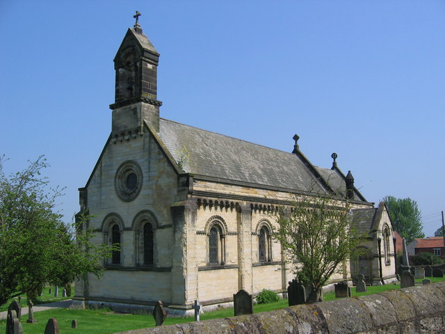 St. Michael and All Angels Church