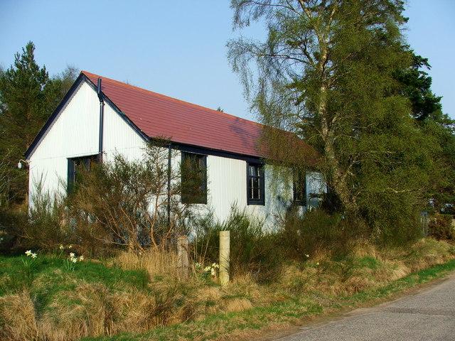 Abriachan village hall