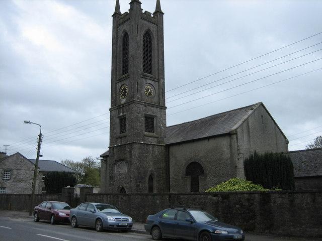 St Patrick's, Slane