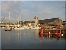 SW8132 : Maritime Museum, Falmouth by David Stowell