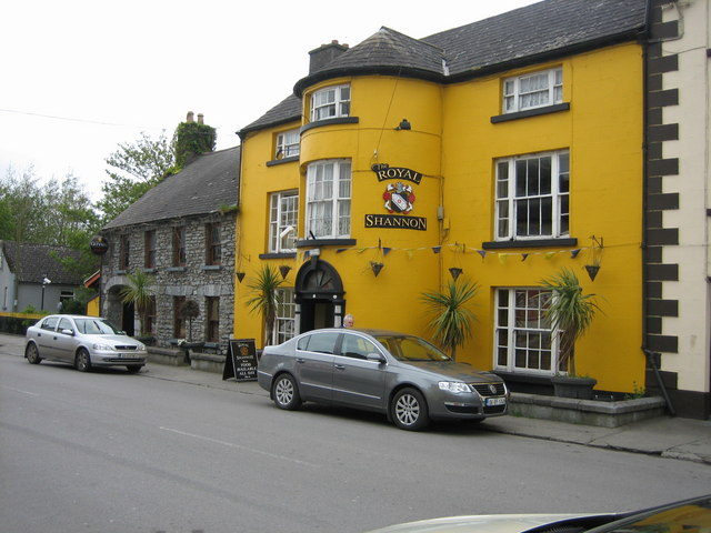 The Royal Shannon Hotel, Banagher