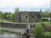 "N0015 : Banagher, ""Cromwell's Castle"" by Brian Shaw"