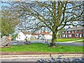 NZ3416 : Sadberge village green by Oliver Dixon