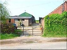 NZ3520 : Hambledon View Farm, Little Stainton by Oliver Dixon