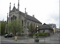 SD5192 : Roman Catholic Church, New Road, Kendal by Humphrey Bolton