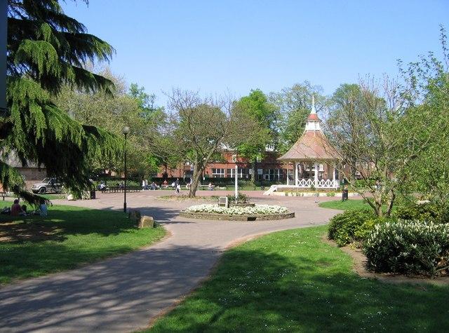 Chapelfield Gardens, Norwich