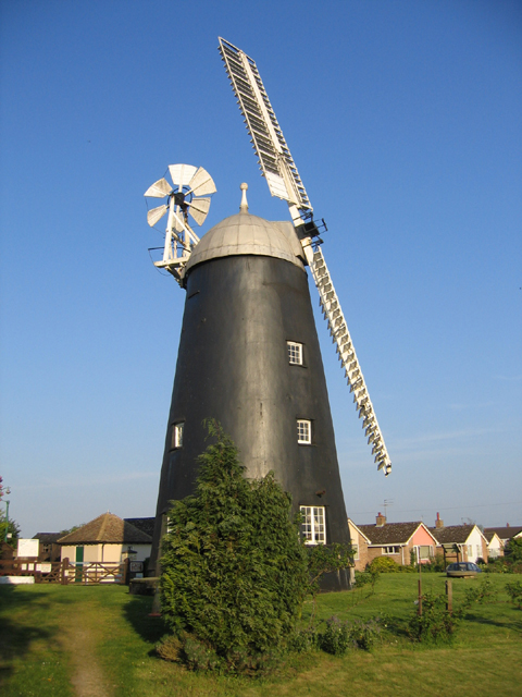 Stevens' Mill, Burwell, Cambs