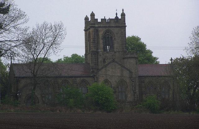 Christ Church : East  Layton