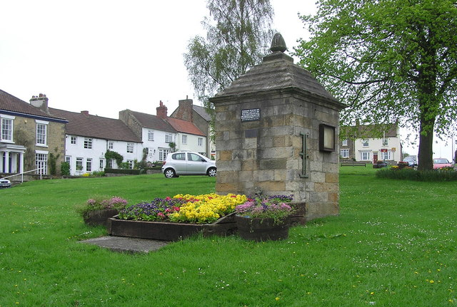 Village Pump :  Heighington