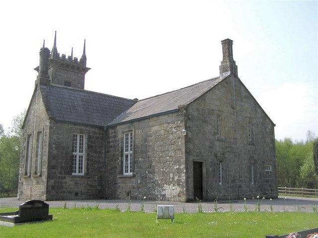 St Mary's Church of Ireland, Favor Royal Demesne (Errigal)