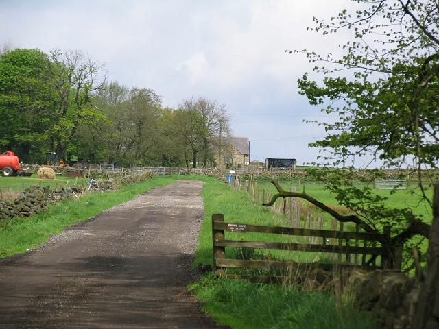 Moscar Cross Farm