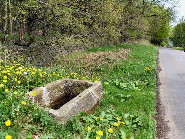 Horse Trough on Mortimer Road