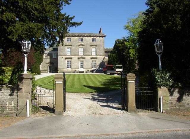 Burton House, Burton-in-Kendal