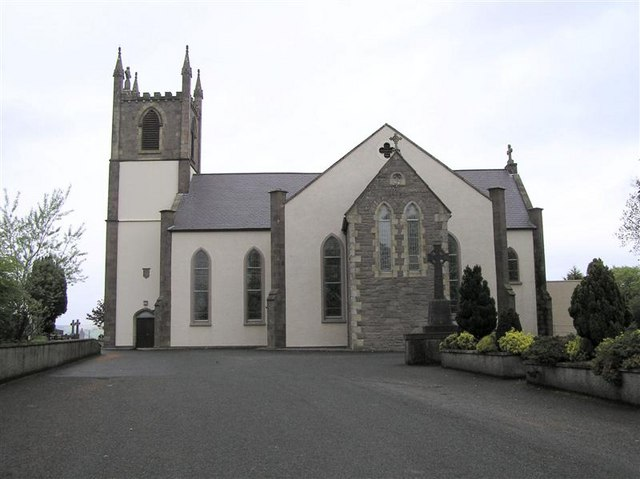 St Columbkille RC Church, Carrickmore