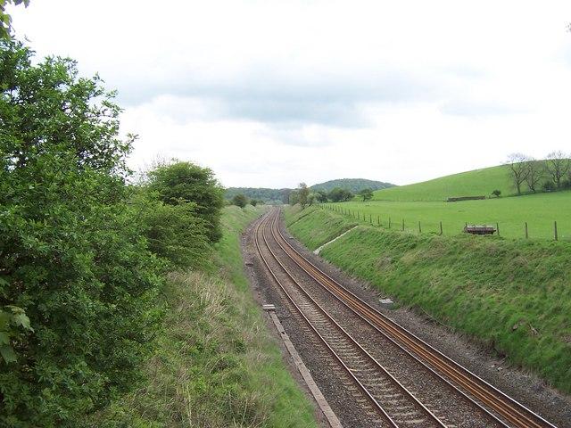 Railway near Hellifield