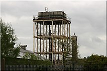 SU1484 : Water Tower, Swindon by Kevin Hale