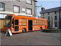 SH2482 : BBC Wales mobile studio by Phil Williams