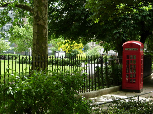 Brunswick Square, Bloomsbury