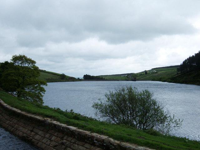 Lower Ogden Reservoir