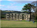 NZ1758 : Gibside Hall by John H Darch