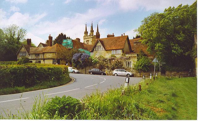 Image result for penshurst village