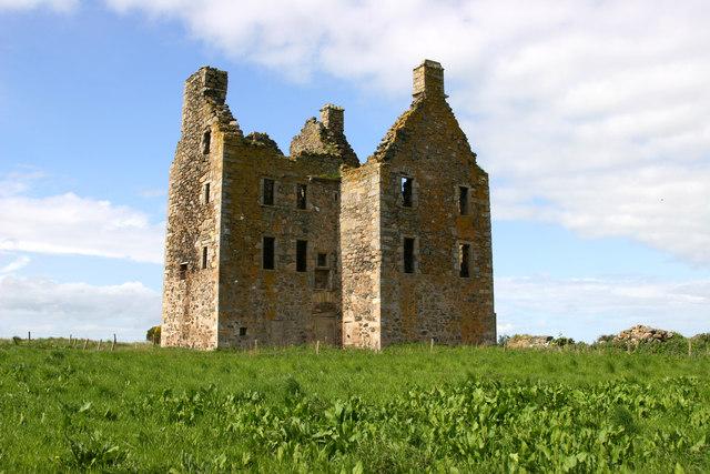 Knockhall Castle