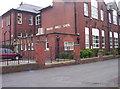 NZ2677 : Parkside Middle School by Weston Beggard