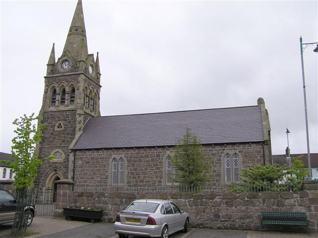 Altedesert Parish Church of Ireland, Pomeroy