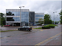 SU6553 : Intec Business Park, Basingstoke by Andrew Smith