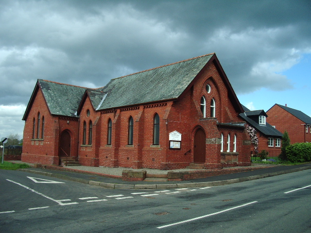 Monkhill Methodist Church