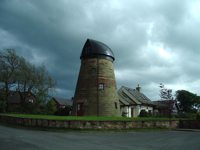Converted windmill, Monkhill