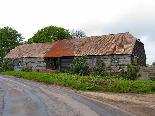 Newlands Barn