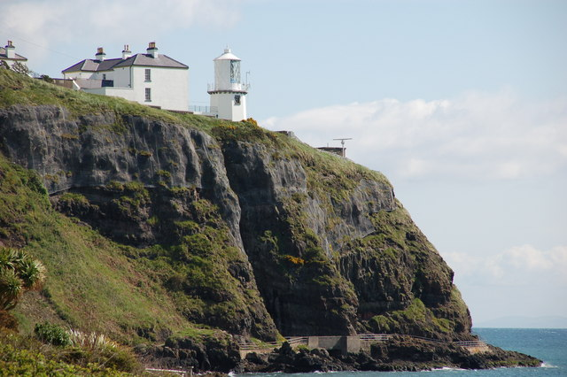 Blackhead Lighthouse, Belfast Lough