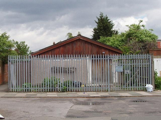 Scout hut, Eastbourne Avenue, Acton