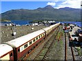 NG7627 : Kyle of Lochalsh station by Martyn Gorman