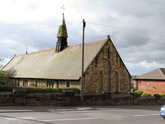 Staincross Evangelist Church