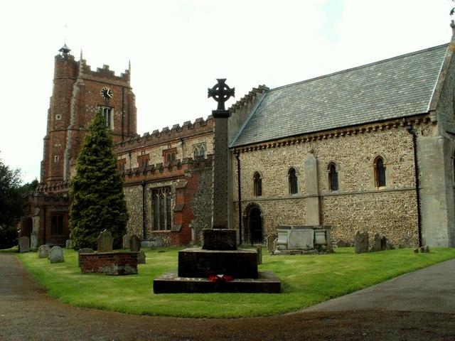 St. Nicholas' Church, Castle Hedingham, Essex