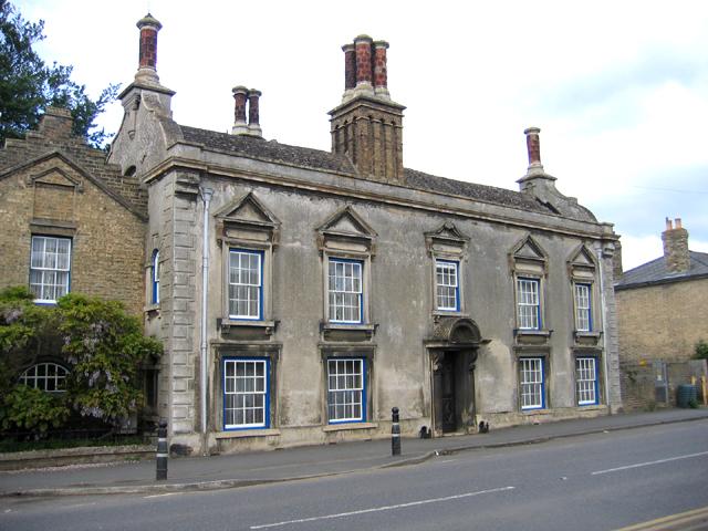 Gothic House, Cottenham, Cambs