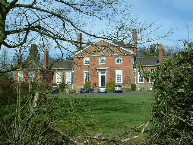 Wrottesley Hall near Tettenhall
