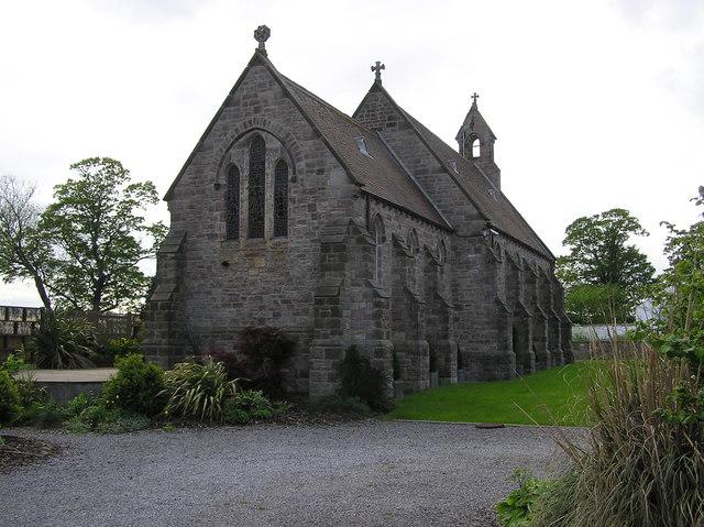 St.Mary's Church :  Denton