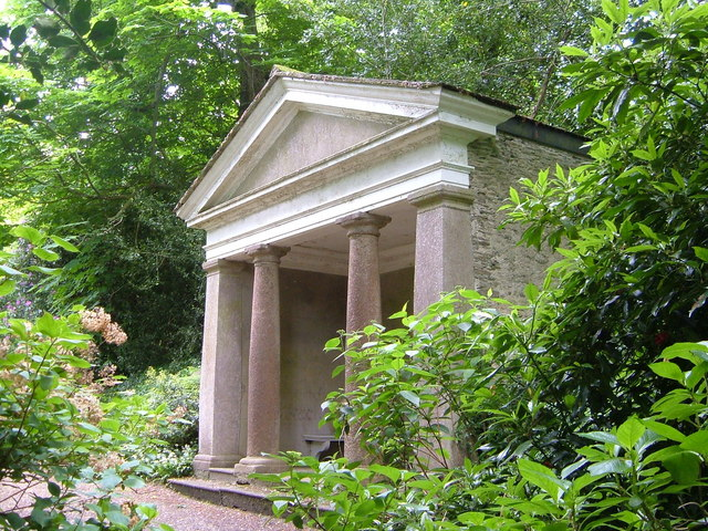 Fanny's Bower, Saltram House