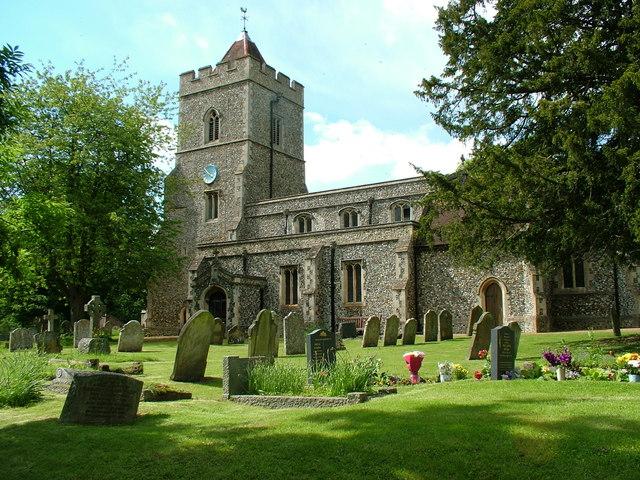 St Nicholas Church, Great Hormead