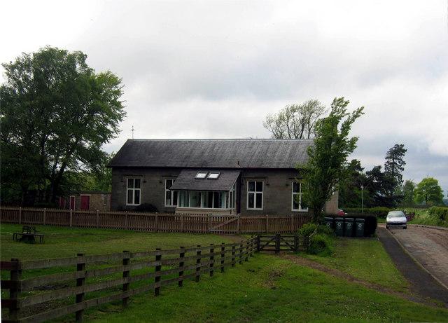 Village school, Wreay, near Carlisle