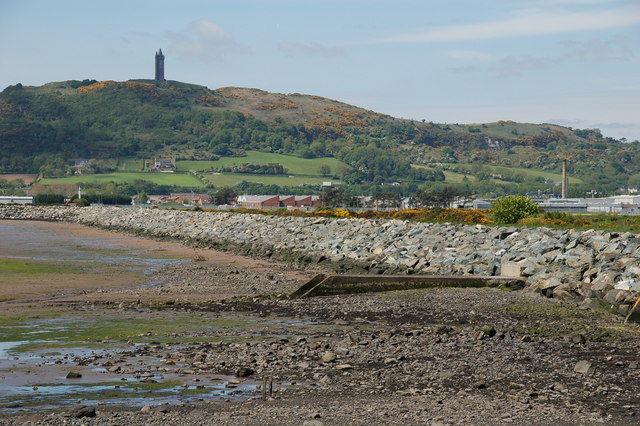 Sea defences, Newtownards (1)